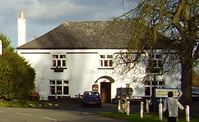 The community owned Crown Inn