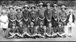 Guides 1936/7