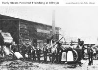 Early Threshing