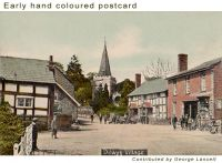 Coloured Postcard